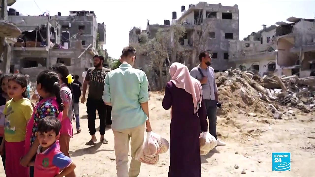 Israel - Gaza conflict: UN body to investigate Israel, Hamas war crimes