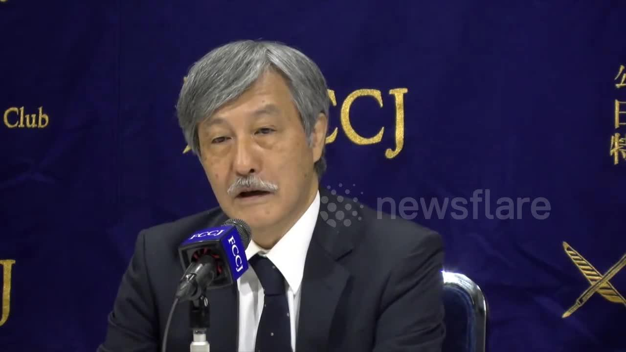 Head of Japan's Doctors Union slams plans to go ahead with Olympics as 'dangerous'