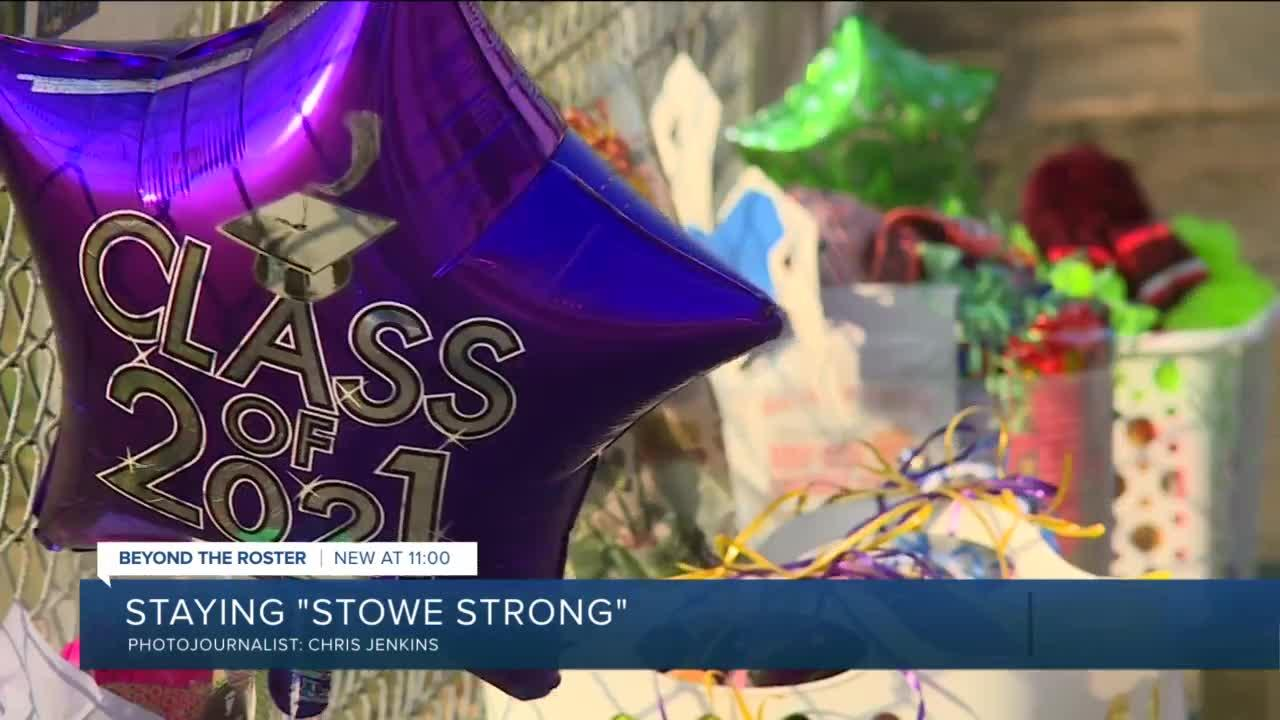 After coach's sudden death, James River Girls are 'Staying Stowe Strong'