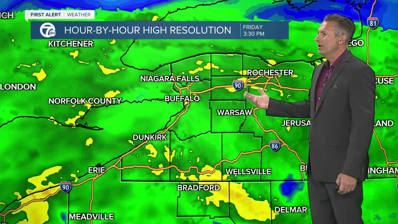 7 First Alert Forecast 5am Update, Friday, May 28