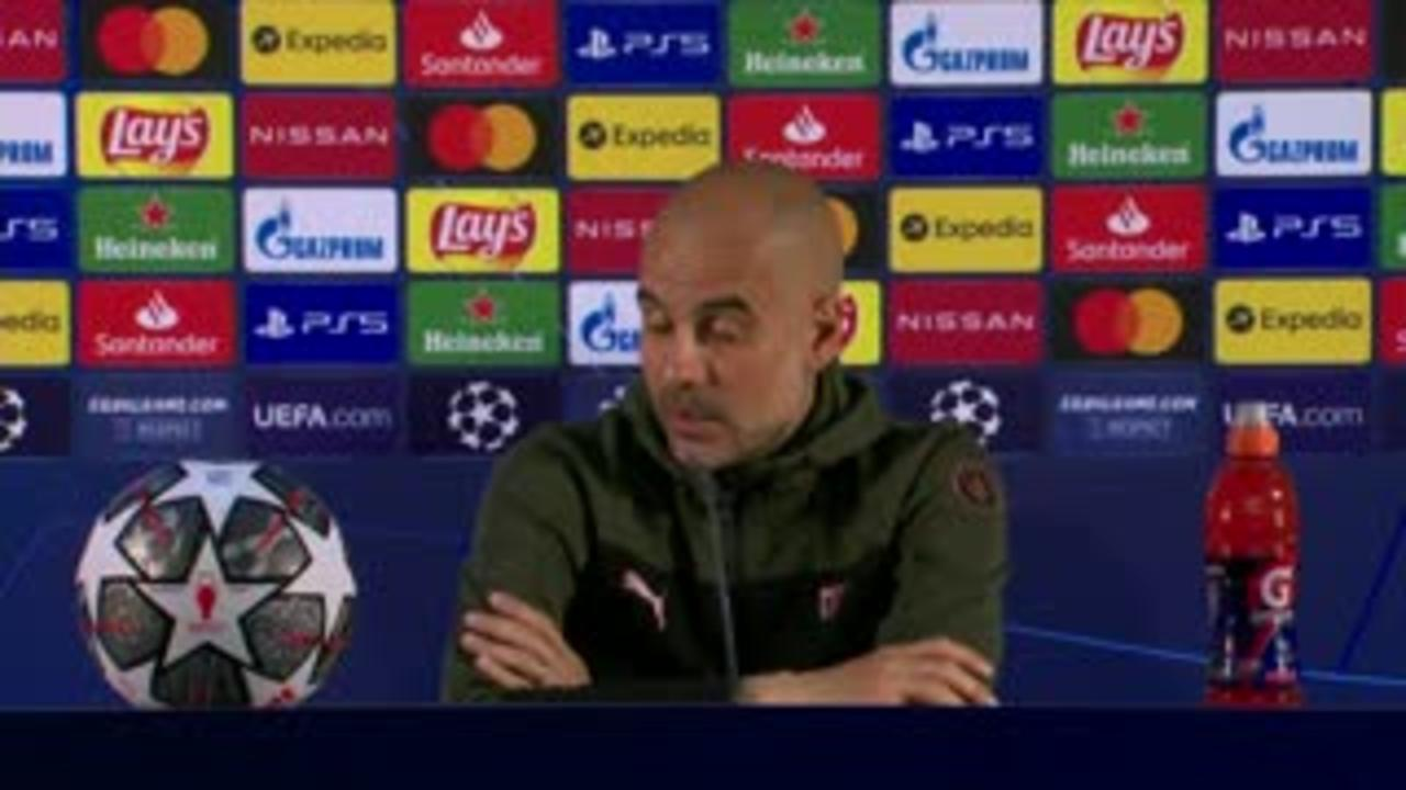 Pep: I have everything I need at Man City