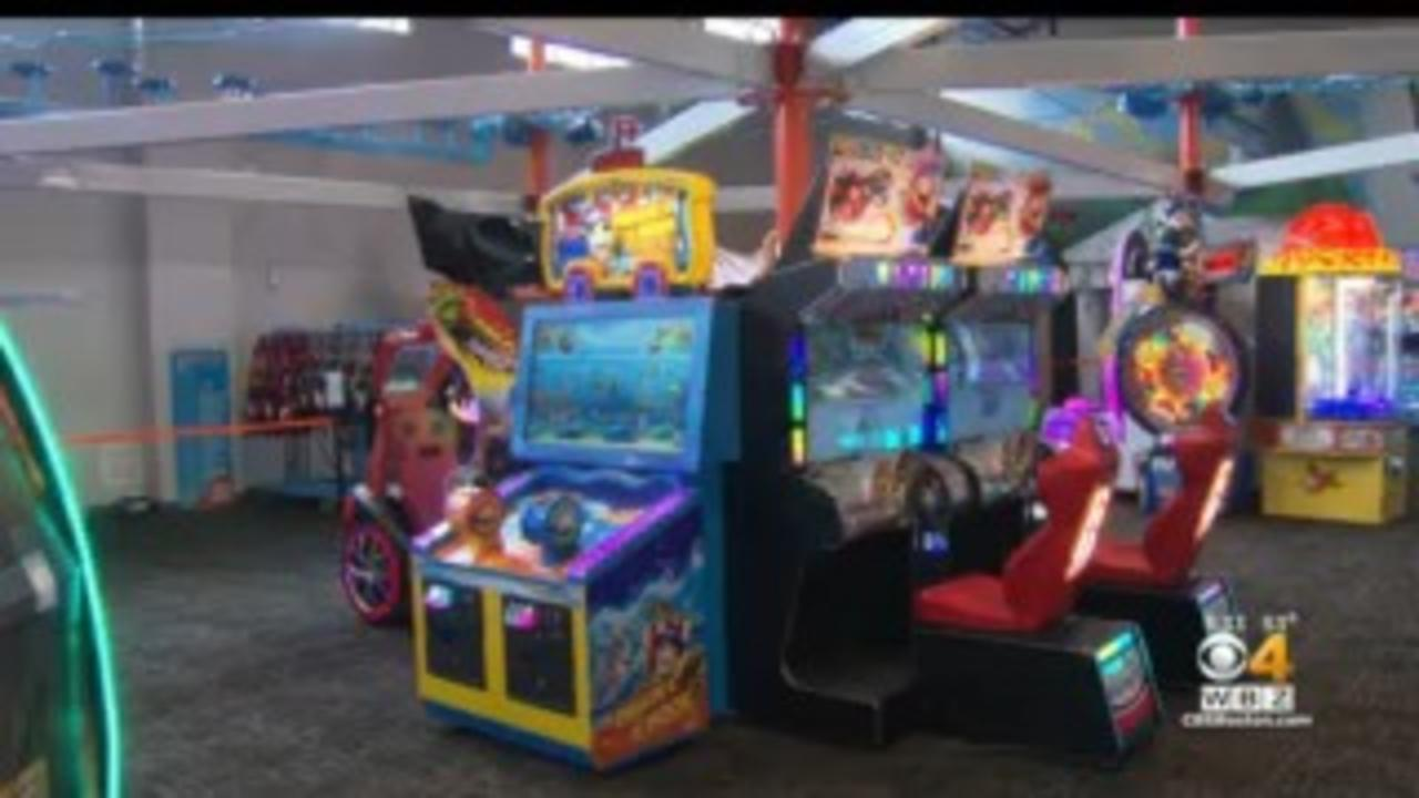 Arcades Ready To Provide Indoor Fun Ahead Of Rainy Memorial Day Weekend