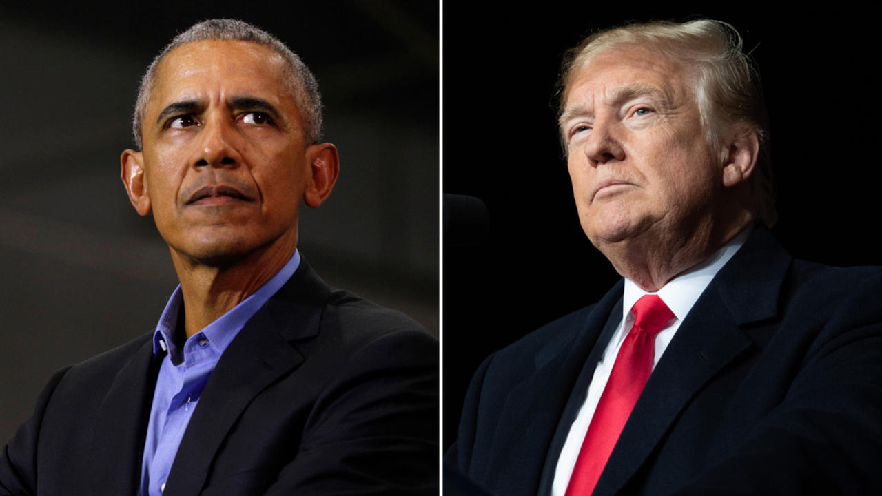 'Racist, sexist pig': New book explores what Obama really thinks of Trump