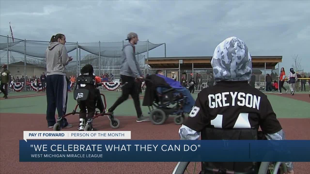 'We celebrate what they can do'