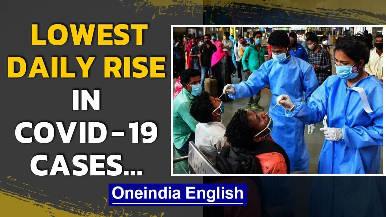 India reports less than 2 Lakh covid-19 cases for the second consecutive day| Oneindia News