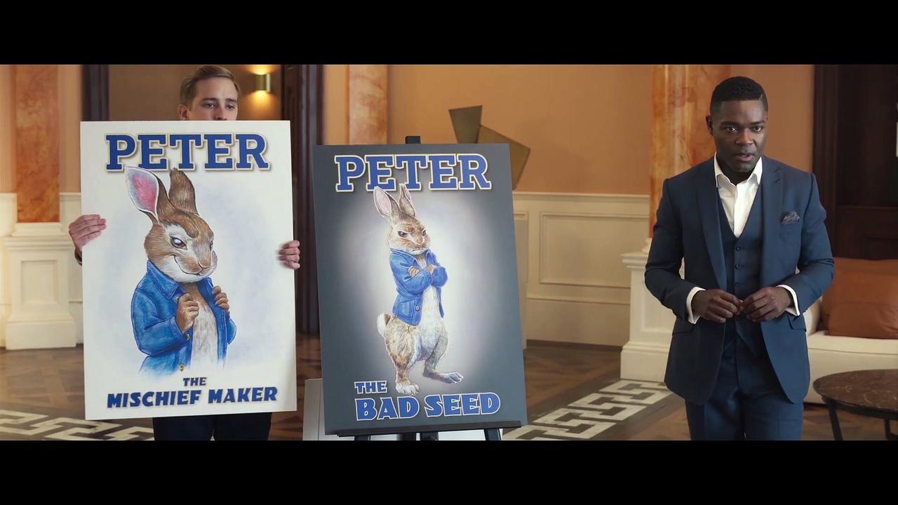 Peter Rabbit 2 The Runaway Movie Clip - Annoying Voice