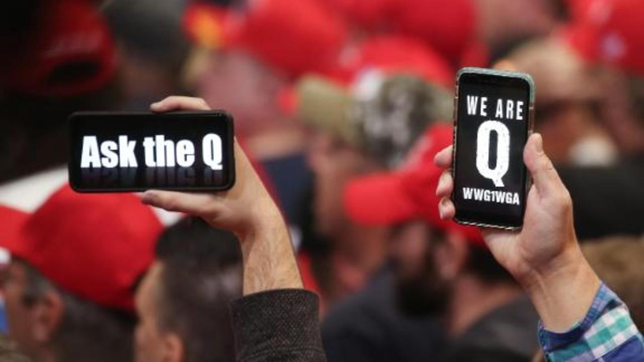 Poll suggests QAnon as popular in US as some major religions