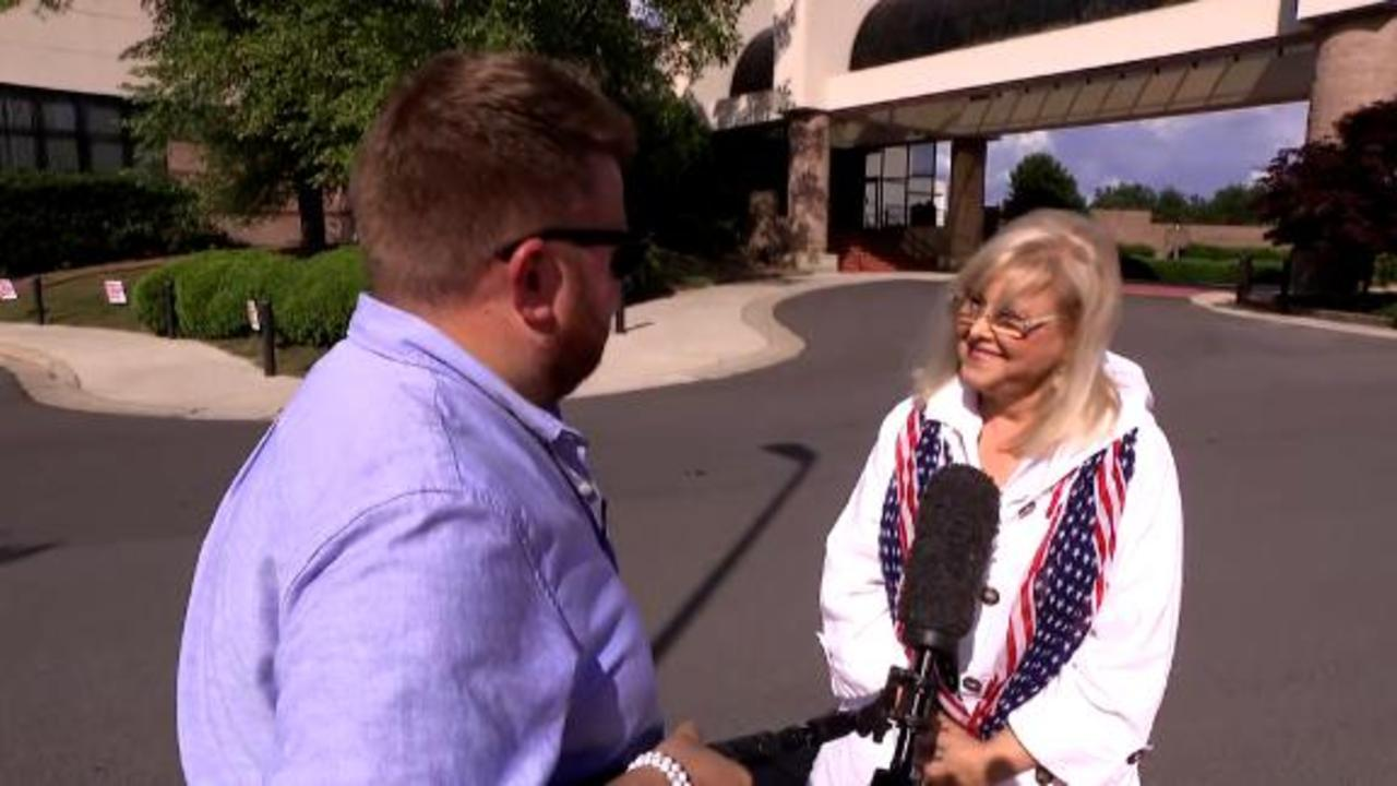 Supporter defends Marjorie Taylor Greene: A lot of people didn't like Jesus Christ