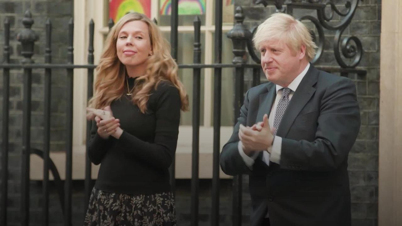 Boris Johnson and Carrie Symonds married in secret ceremony – reports