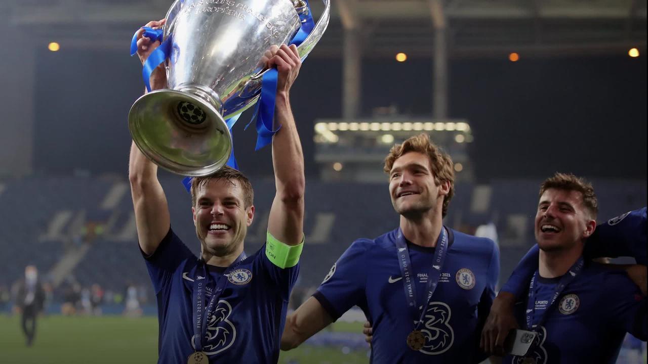 Kai Havertz nets winner as Chelsea sink Manchester City in Champions League