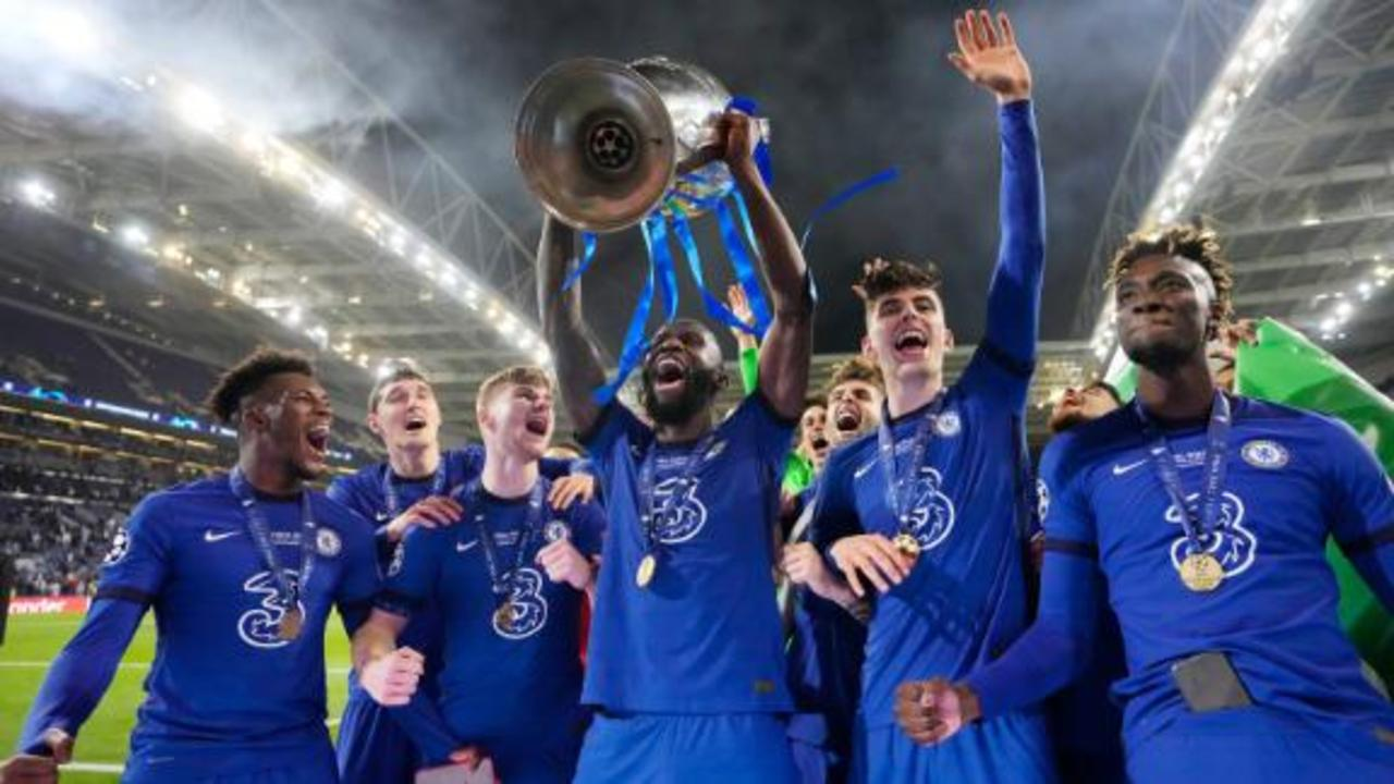 Chelsea defeats Manchester City to win Champions League title