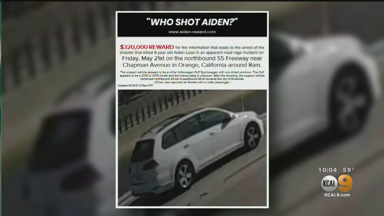 Search For Suspects In Road Rage Shooting Of 6-Year-Old Boy Continues