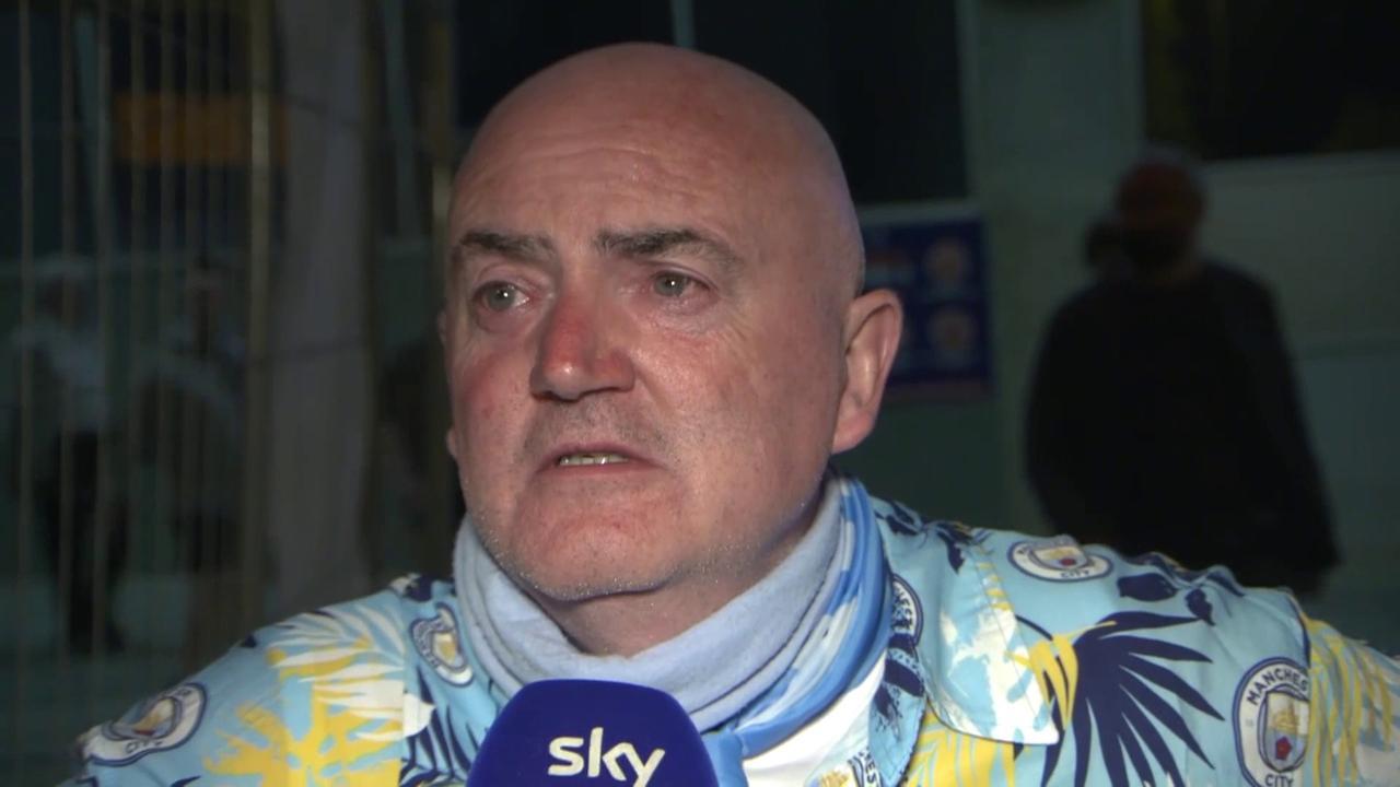 Man City fans: We'll be back again