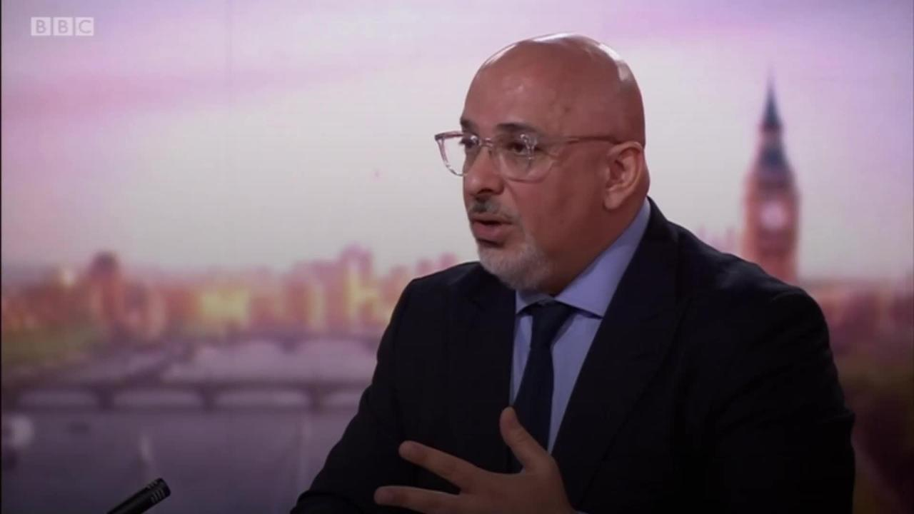 Nadhim Zahawi: We need to wait for data to decide on June 21 lockdown easing