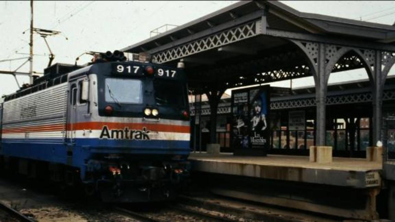 Biden's been taking Amtrak for more than 30 years (2020)