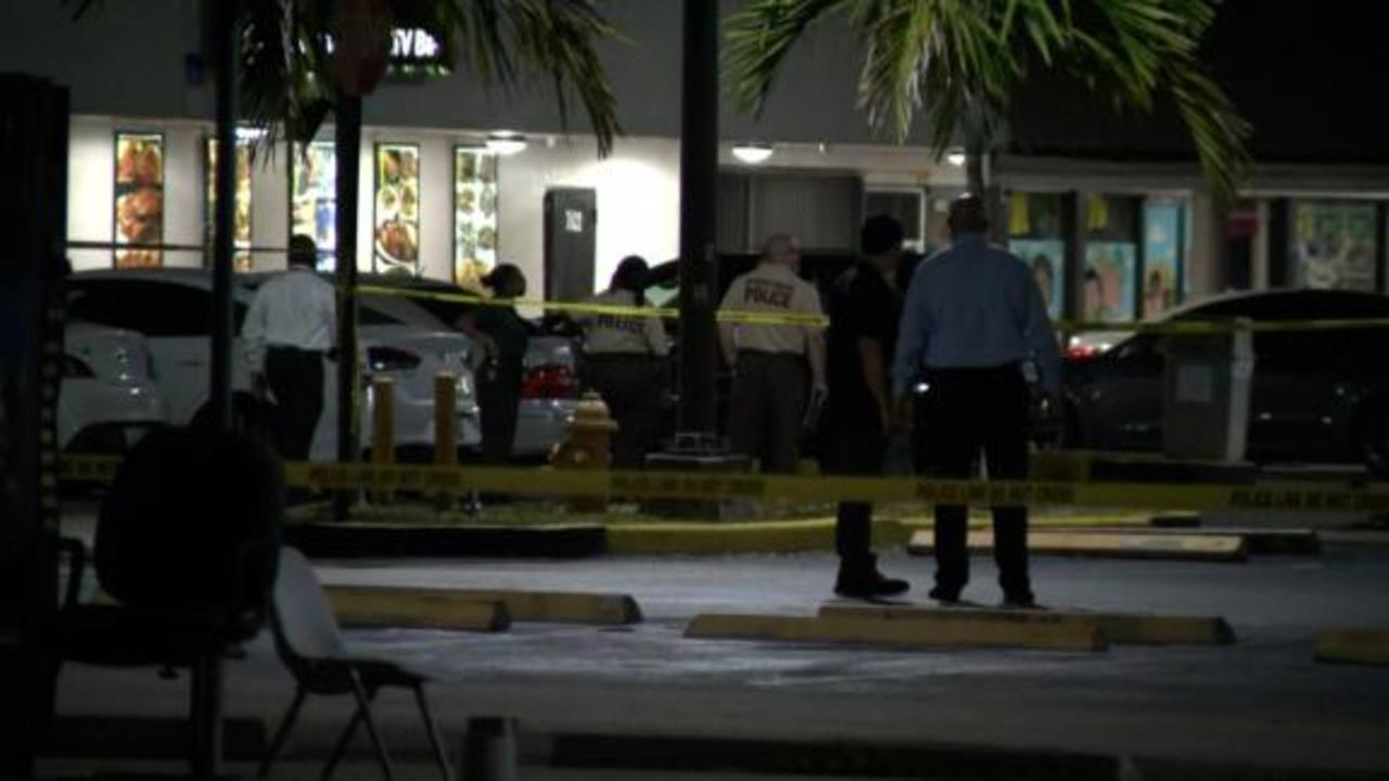 Police: 2 dead, at least 20 hurt in 'targeted' shooting in Miami-Dade County