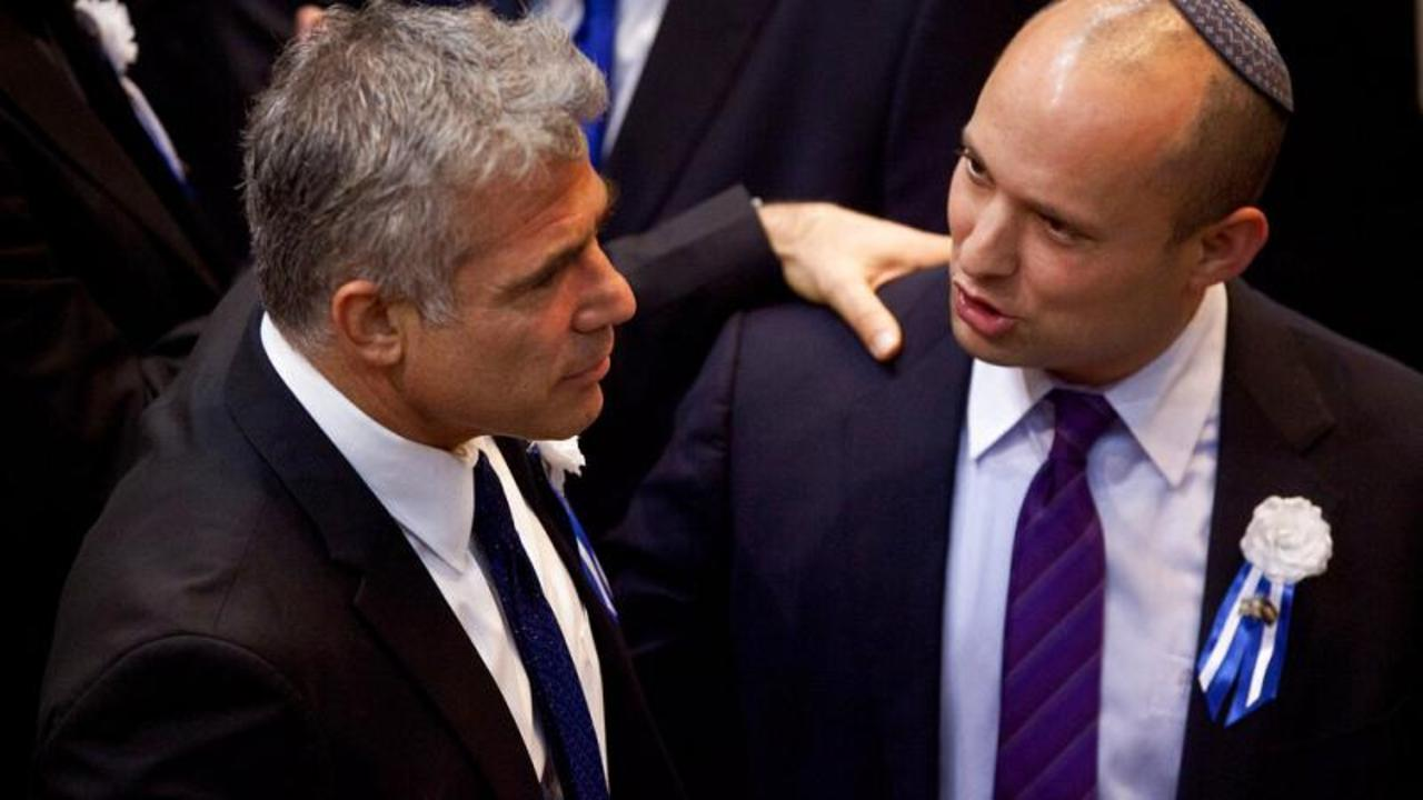 Israeli right-wing leader joins forces with centrists to oust Netanyahu
