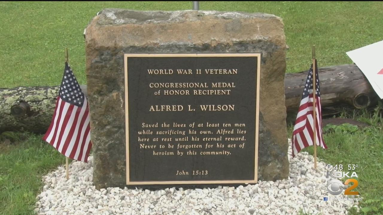 Fayette County Honors Medal Of Honor Recipient