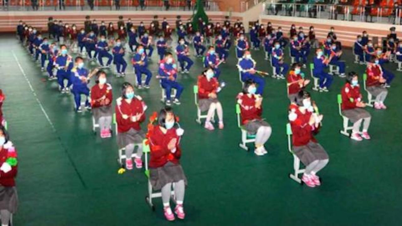 North Korea: Orphans 'volunteered' into hard labor