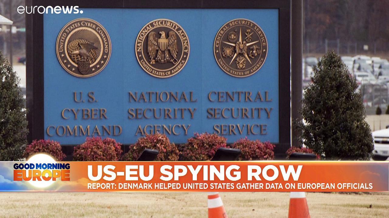Did Denmark help the U.S. spy on European leaders?