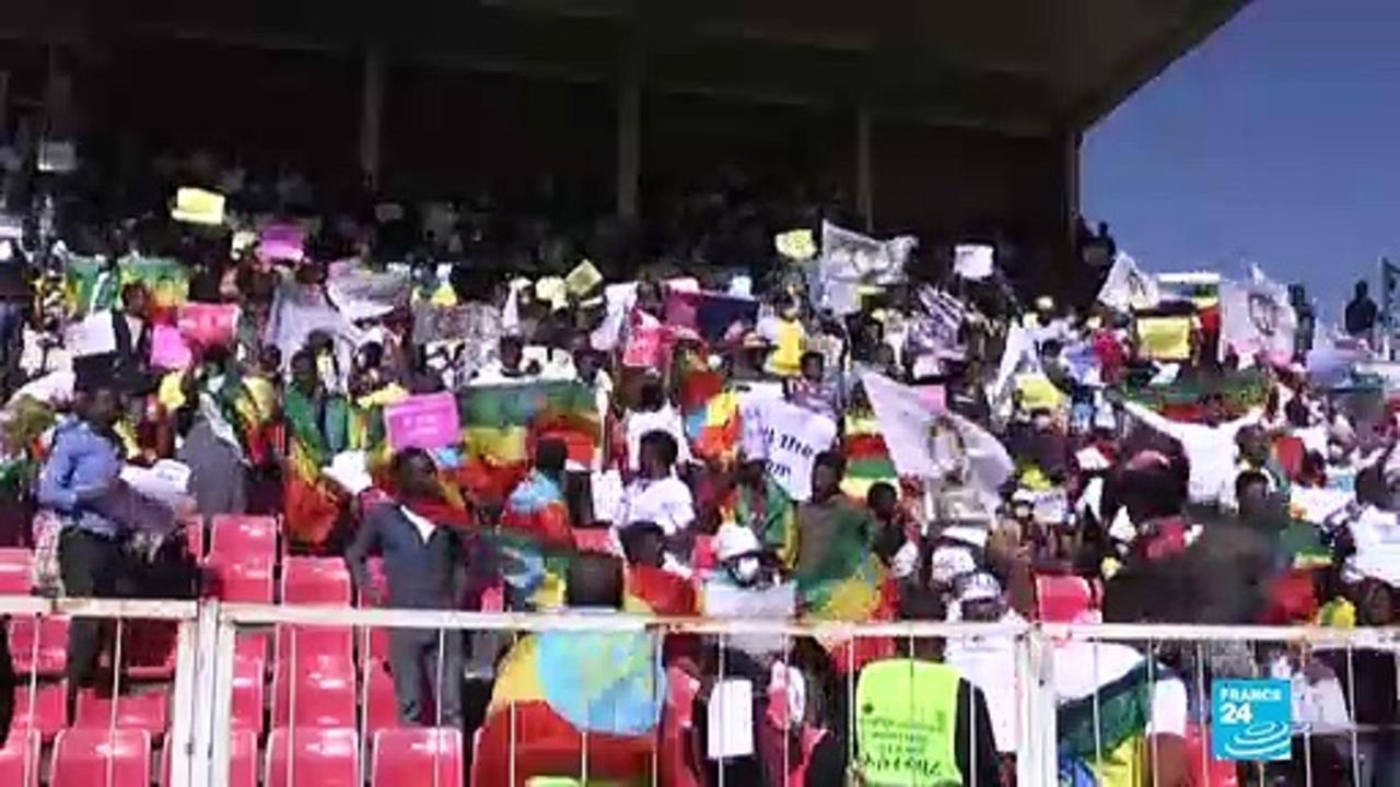 Ethiopians protest US sanctions over brutal Tigray war