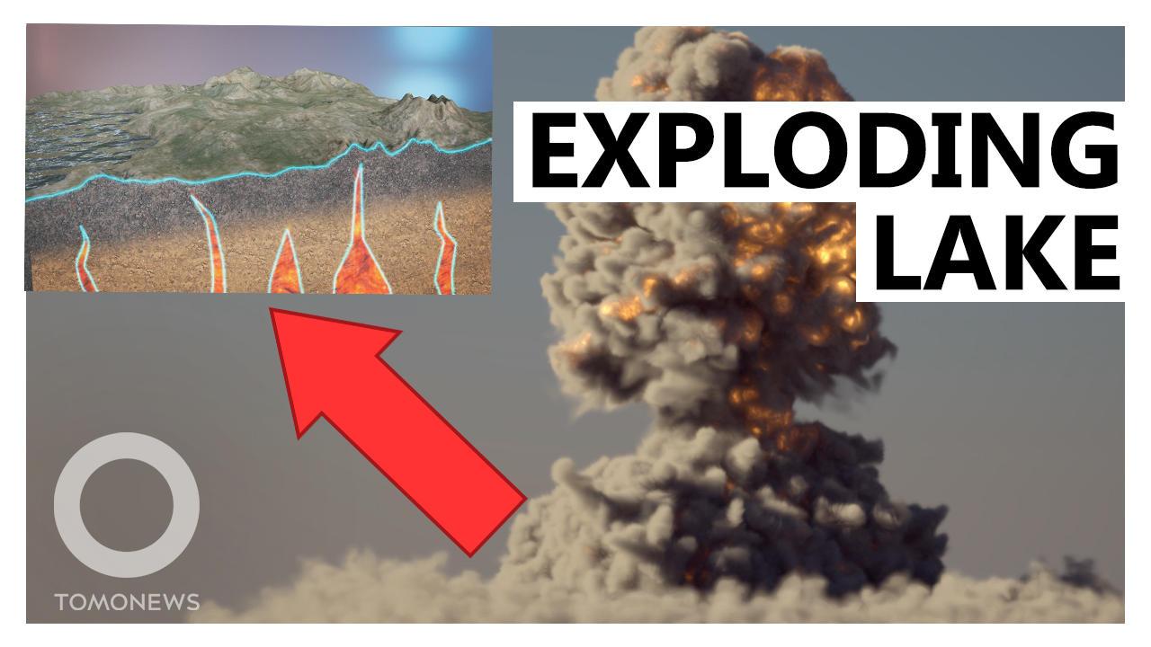 'Limnic Eruption' of Lethal Carbon Dioxide Possible at Lake Kivu