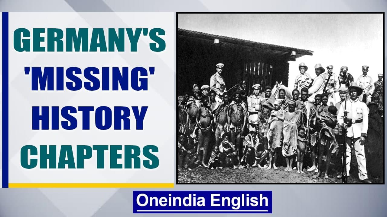 German colonial history: Forgotten memories, why don't we talk about it? | Oneindia News