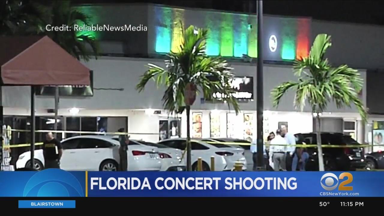 Florida Concert Shootings Leave 2 Dead, At Least 20 Injured
