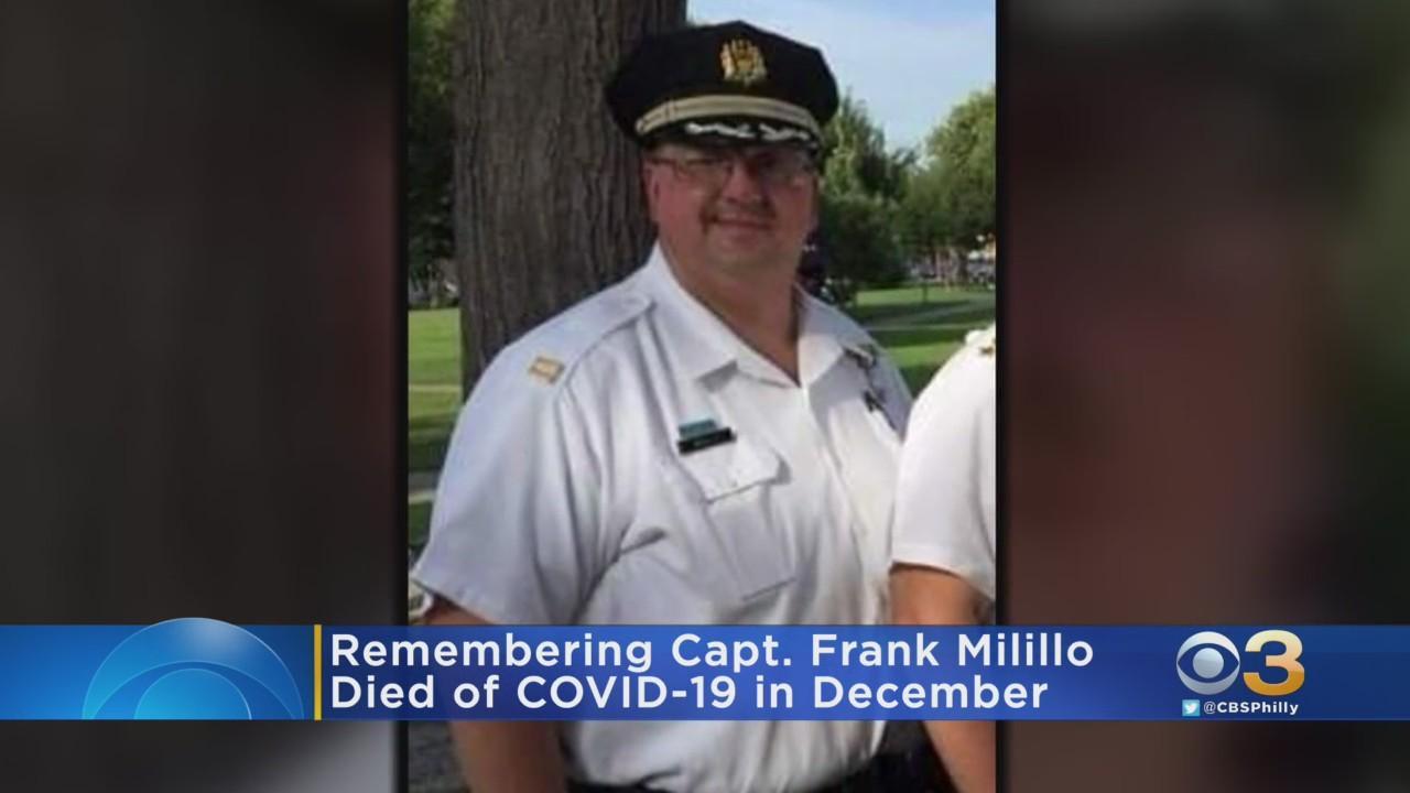 Family Of Late Philadelphia Police Captain Frank Milillo Starts Corn Hole Tournament In His Name