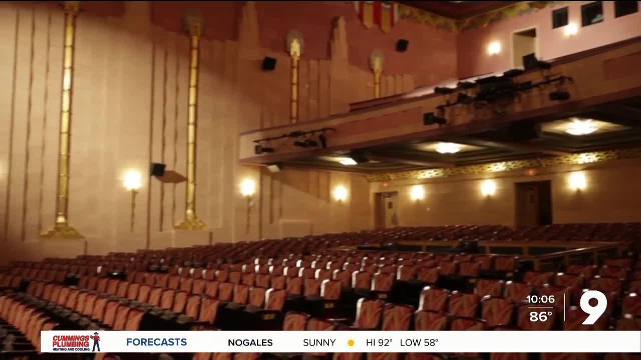 What it took to keep the Fox Theater ready for live audiences