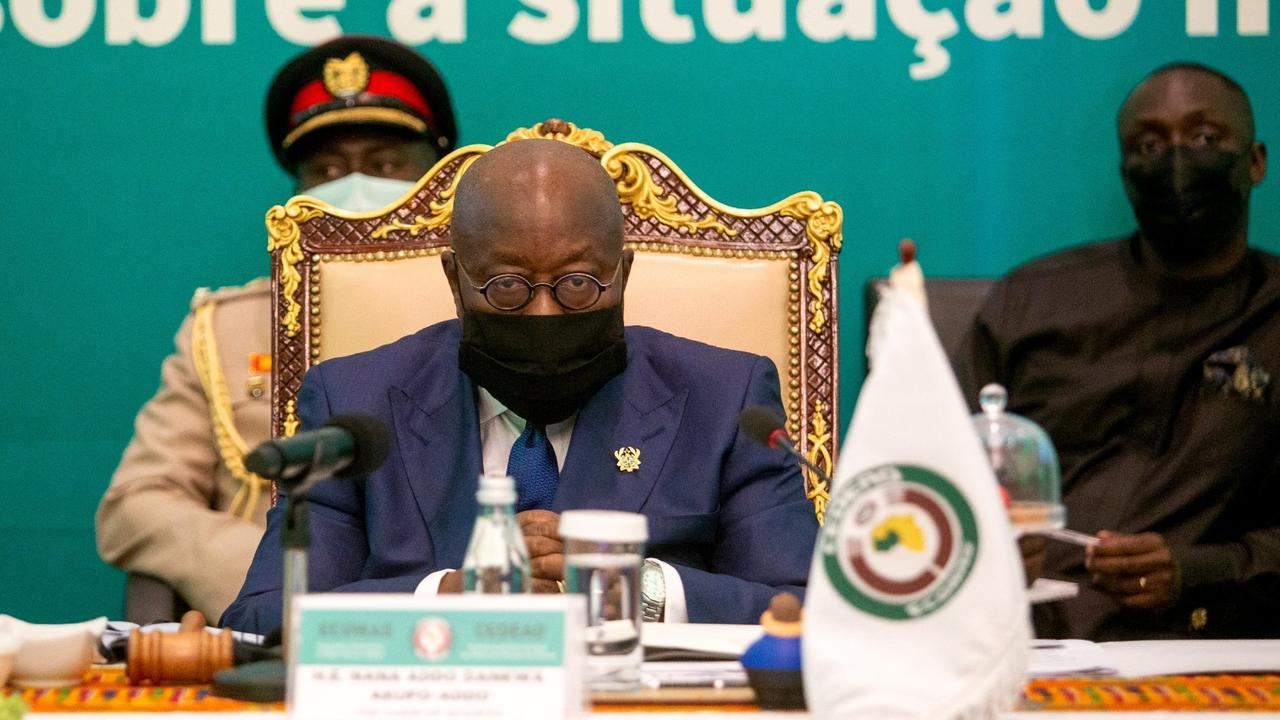 ECOWAS suspends Mali over second coup in nine months