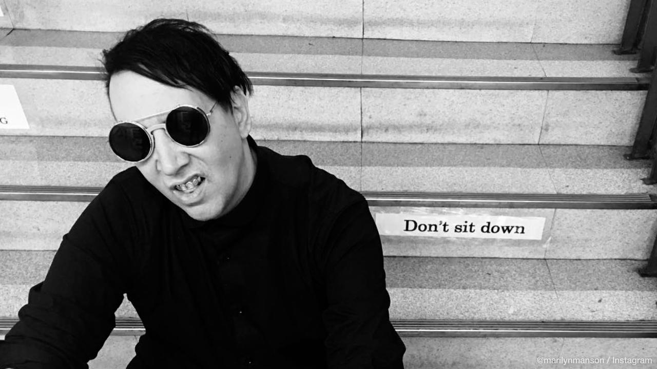 Marilyn Manson accused of rape in new lawsuit