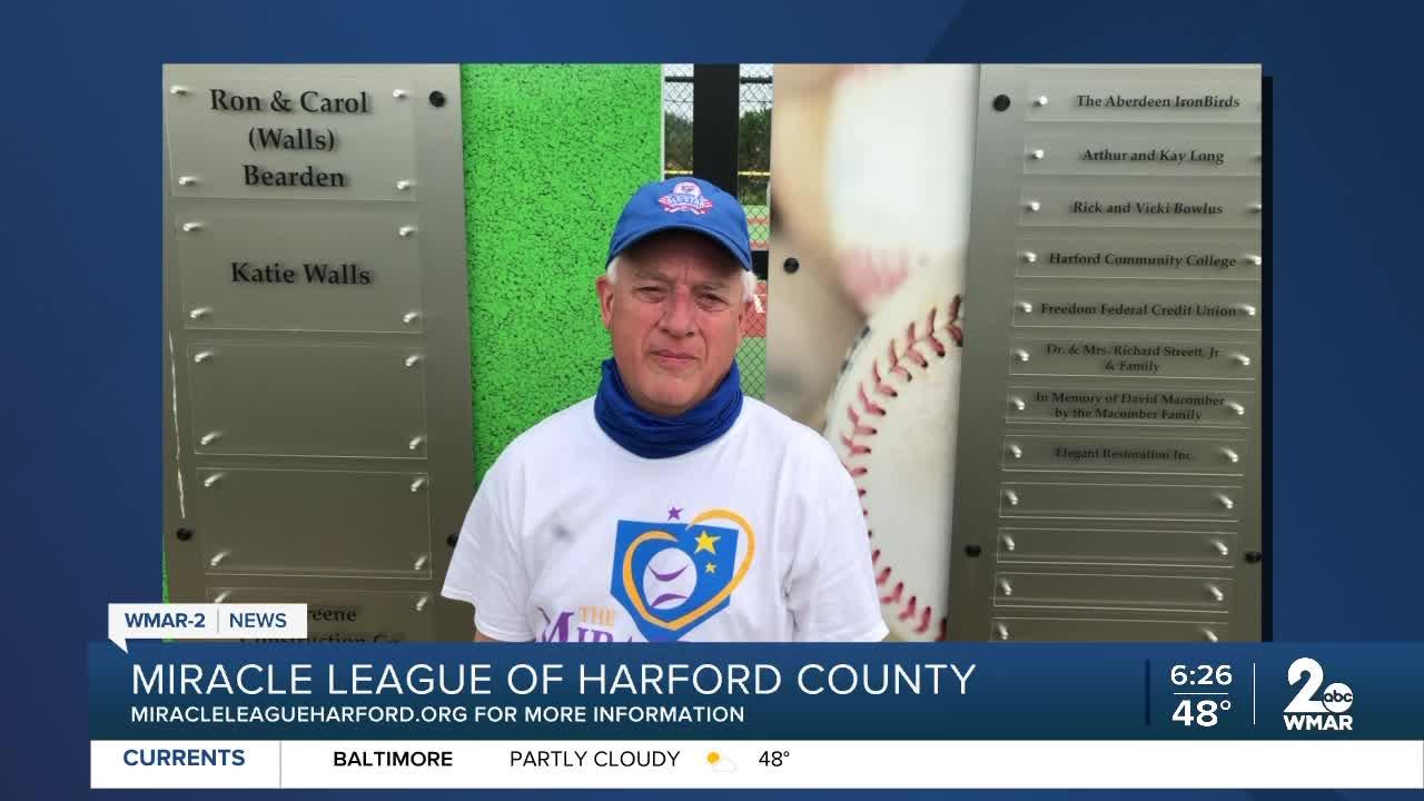 Good Morning Maryland from the Miracle League of Harford County