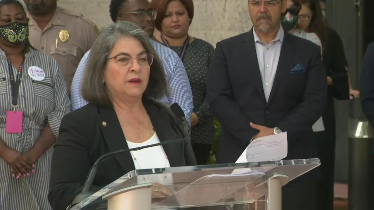 WEB EXTRA: Miami-Dade Mayor Daniella Levine Cava On Weekend Gun Violence