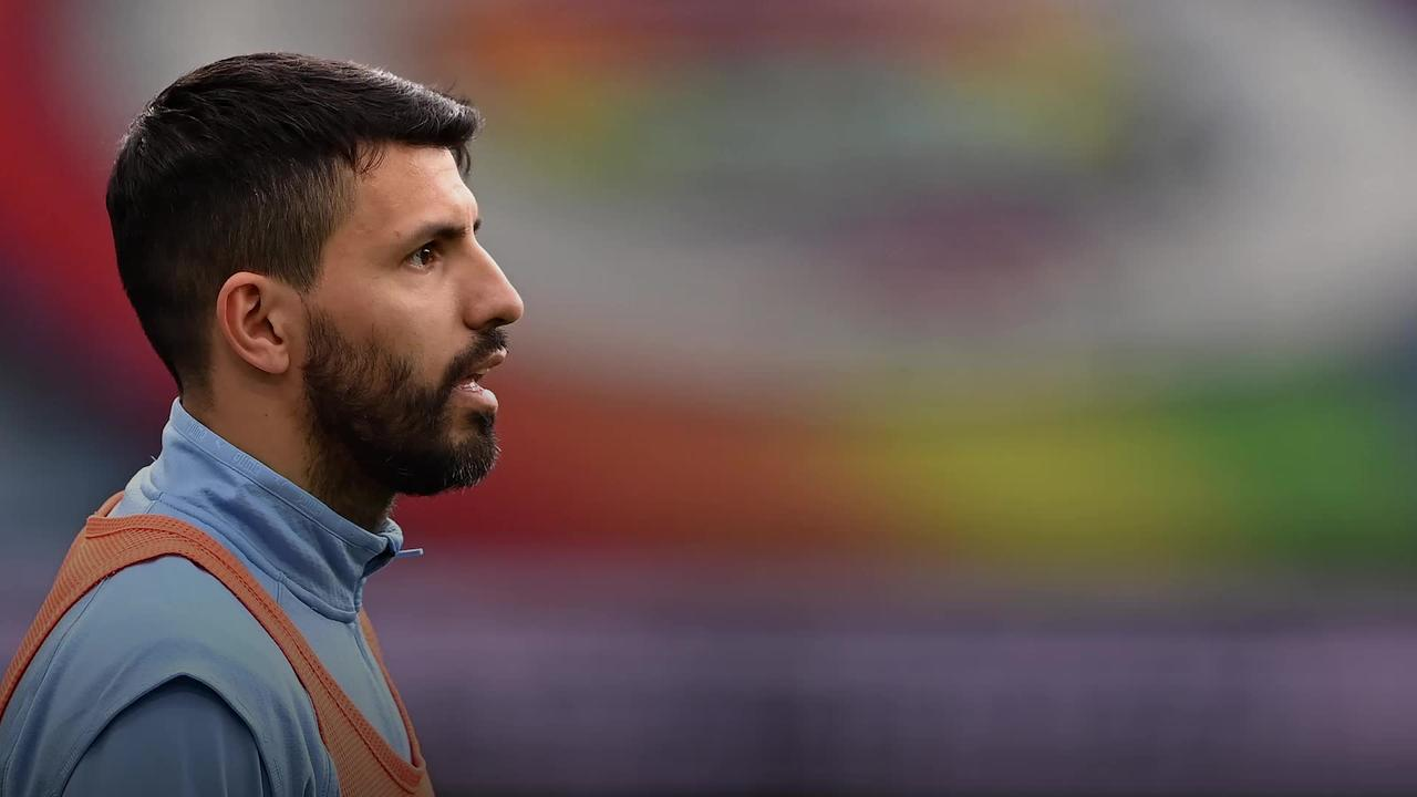 Sergio Aguero to join Barcelona following Manchester City exit
