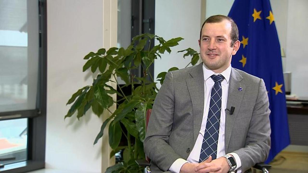 EU Commissioner, Virginijus Sinkevičius, breaks down the EU's fight against pollution