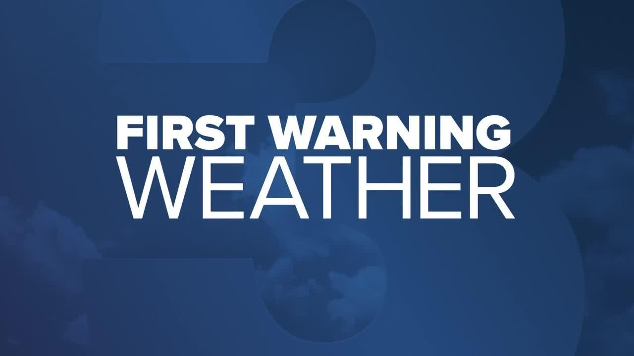 Monday Weather Webcast