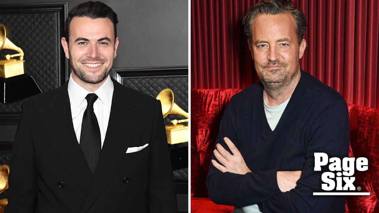 'Friends: The Reunion' director Ben Winston blasted Matthew Perry critics as 'unkind'