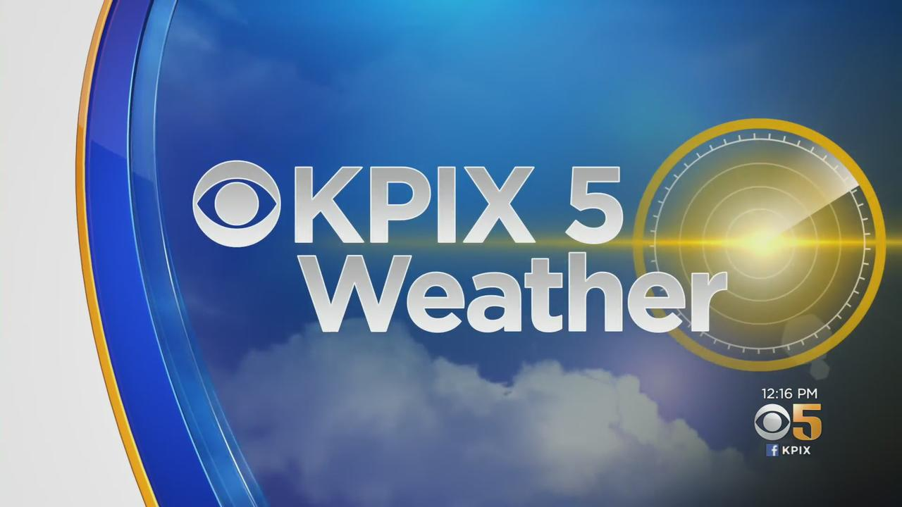 KPIX 5 Pinpoint Weather Forecast