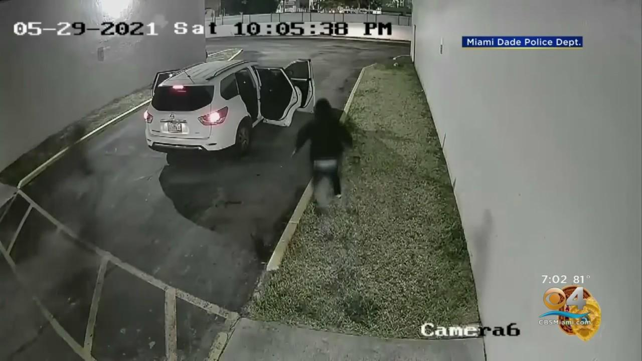 MDPD Finds Stolen SUV Used In Banquet Hall Mass Shooting After Releasing Surveillance Video Of Gunmen