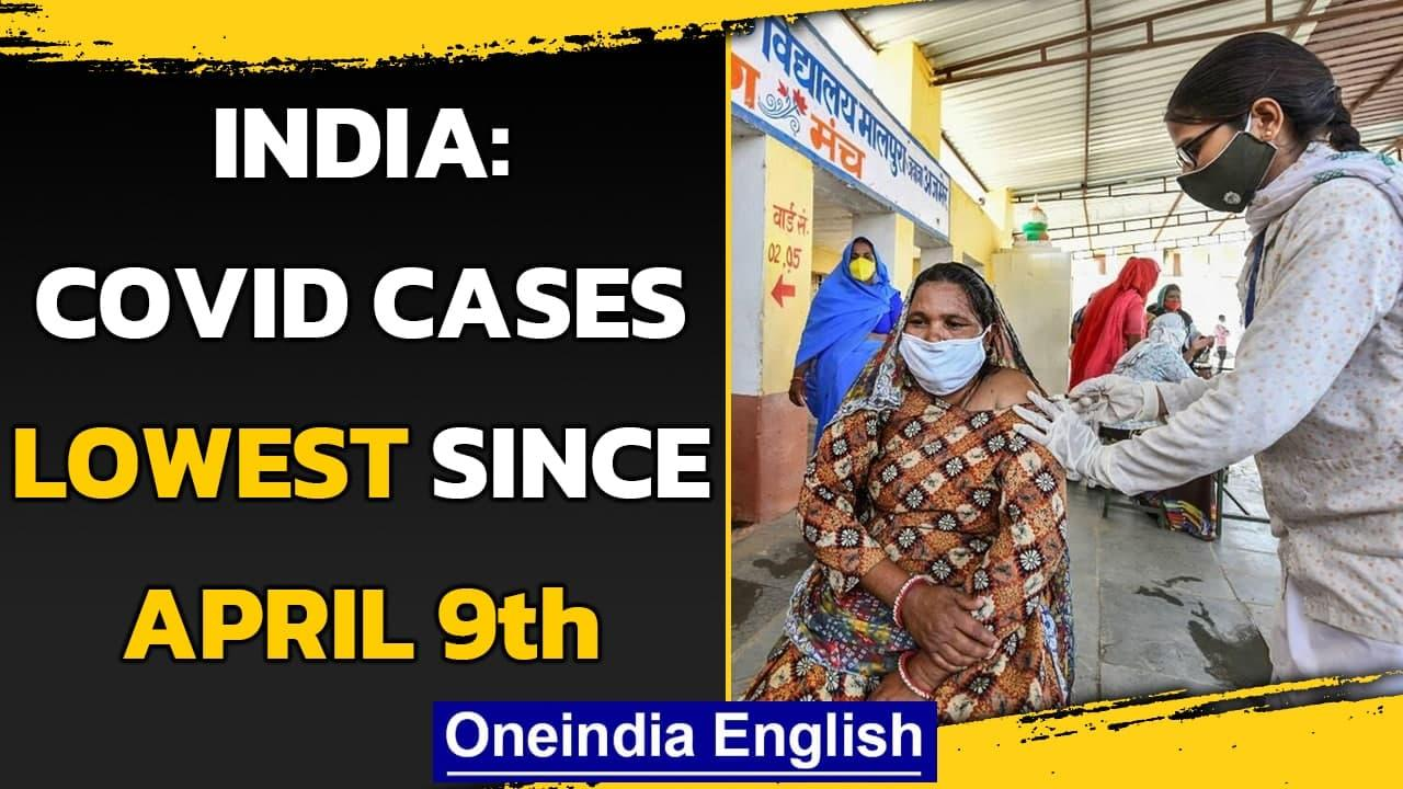 Covid-19: India records 1.27 Lakh cases, deaths lowest in 35 days| Coronavirus|Oneindia News