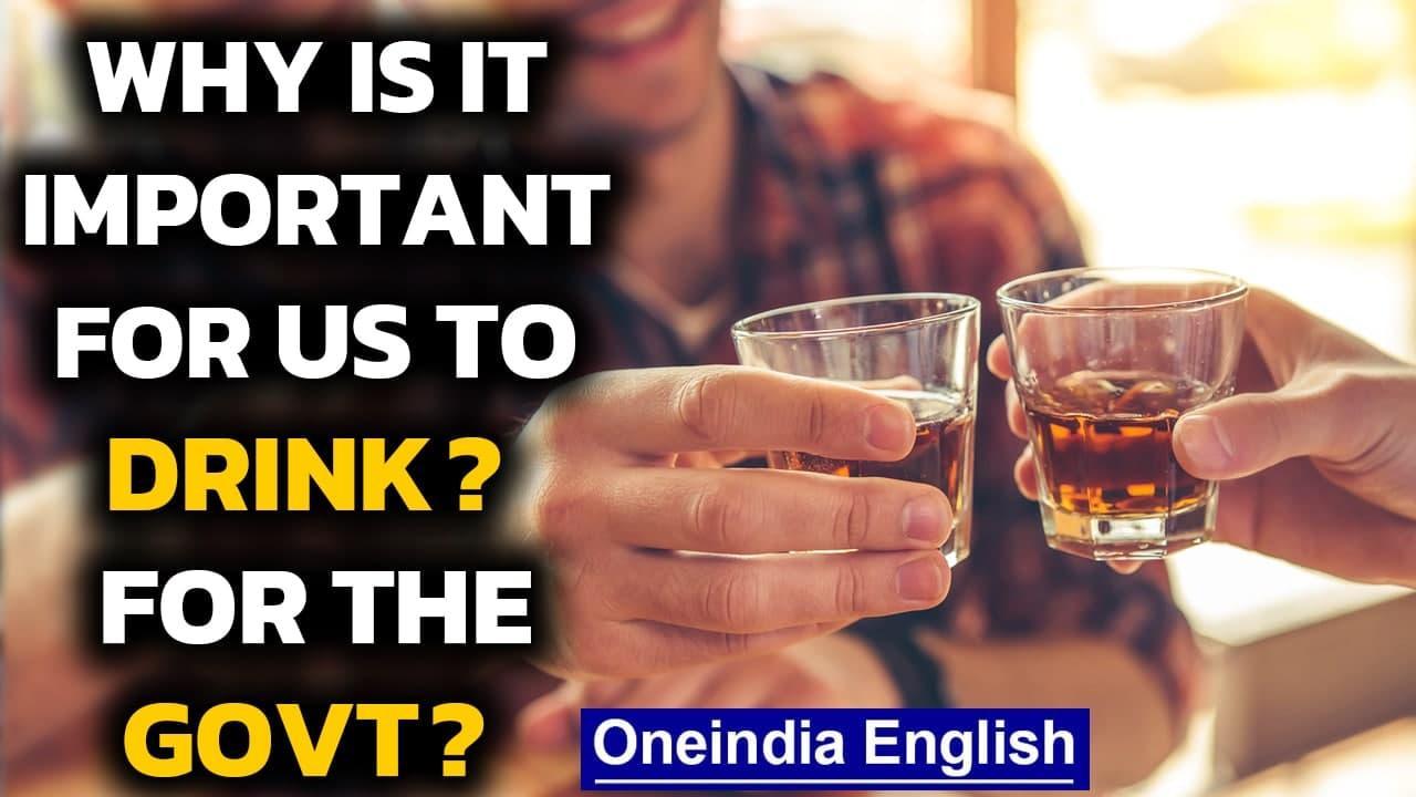 Delhi permits liquor home delivery via apps to prevent lockdown violation? | Oneindia News