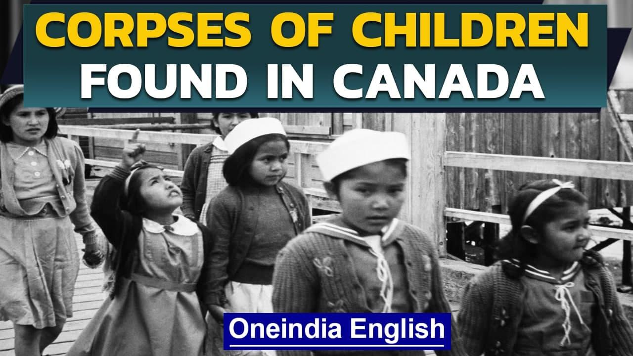 Remains of 215 children found at former residential school in - newsR