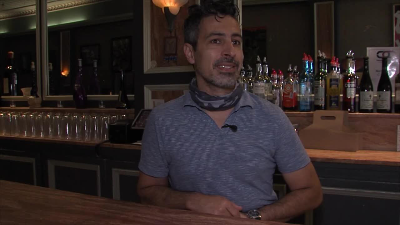 Indoor dining is back and so are all the customers, says local restaurant owner