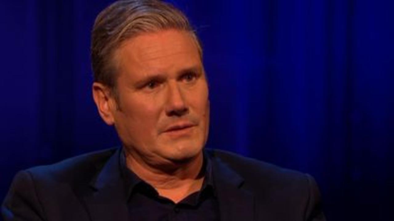 Sir Keir Starmer talks about his mother's death