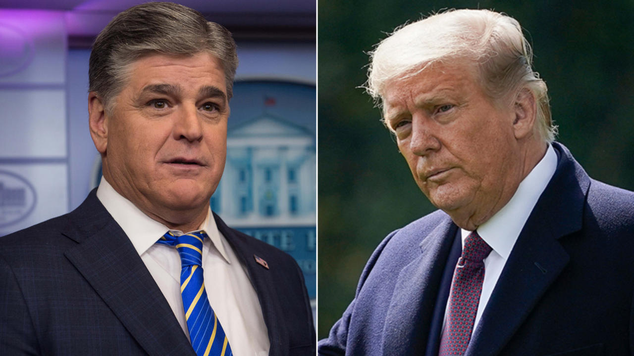 Book excerpt alleges Sean Hannity scripted Trump campaign ad