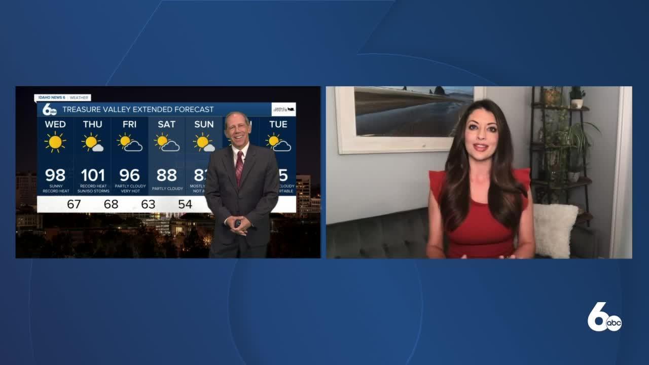 Scott Dorval's Idaho News 6 Forecast - Tuesday 6/1/21