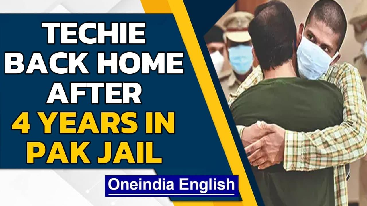 Hyderabad techie returns after 4 years in Pakistan jail, search for love cut short | Oneindia News