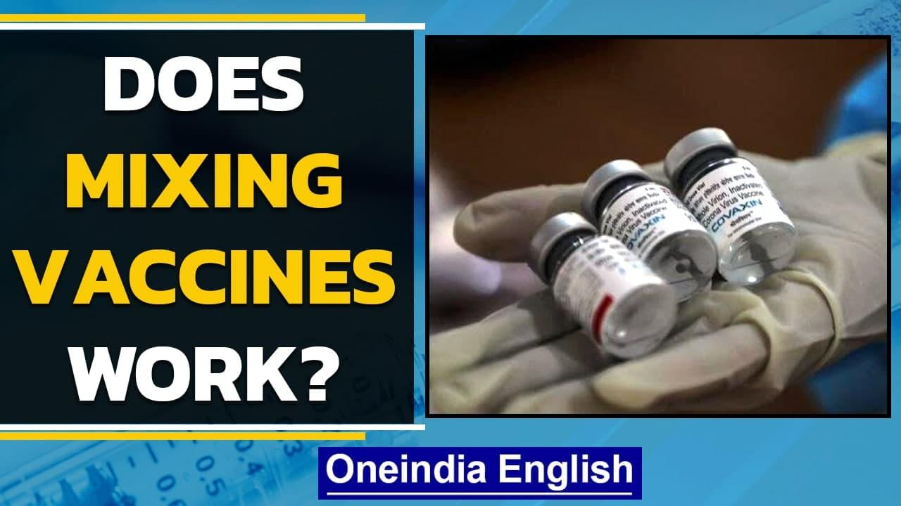 Vaccine 'mix and match': Does it work? Why are countries considering it? | Oneindia News