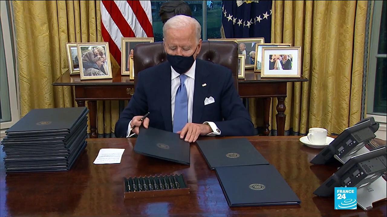 Biden suspends Trump-era oil and gas leases in Alaska refuge